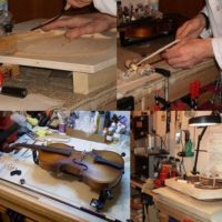 Lutherie Repair for Guitars Violins & Cellos (Minute Rate)