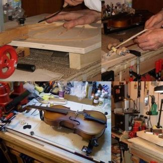 Lutherie Repairs